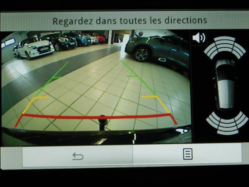 Photo 8 de l'offre de RENAULT Scenic 1.3 TCe 115ch FAP Limited à 18490€ chez Autovia Véhicules Multimarques