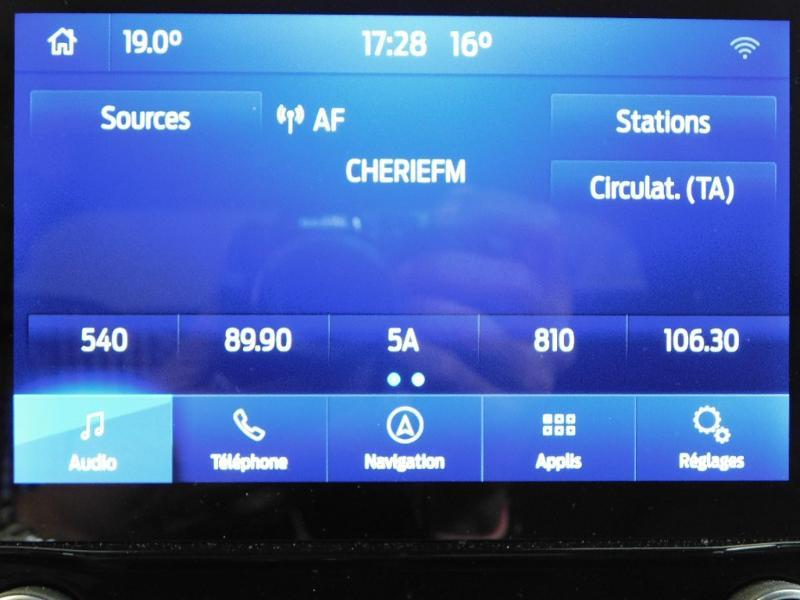 Photo 20 de l'offre de FORD Puma 1.0 EcoBoost 125ch mHEV ST-Line à 23990€ chez Autovia Véhicules Multimarques