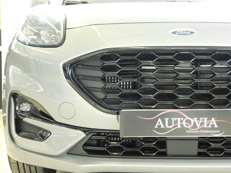 Photo 7 de l'offre de FORD Puma 1.0 EcoBoost 125ch mHEV ST-Line à 23990€ chez Autovia Véhicules Multimarques