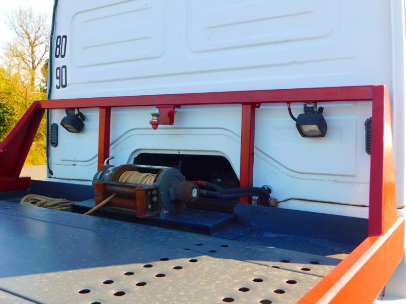 Photo 6 de l'offre de MERCEDES-BENZ Atego 1223 N 48 C à 19000€ chez Autovia Véhicules Multimarques