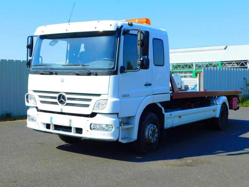 Mercedes-Benz Atego 1223 N 48 C Diesel BLANC Occasion à vendre