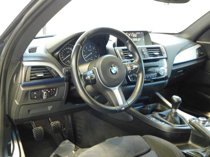 Photo 12 de l'offre de BMW Serie 1 118d xDrive 150ch MSport 3p à 19990€ chez Autovia Véhicules Multimarques