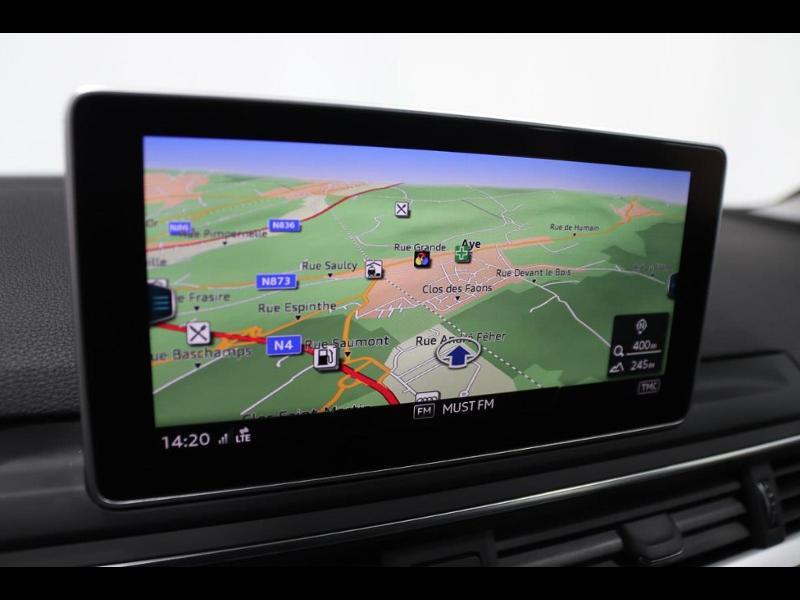 Photo 23 de l'offre de AUDI A4 Avant 2.0 TDI 150ch ultra S tronic 7 à 28690€ chez Autovia Véhicules Multimarques