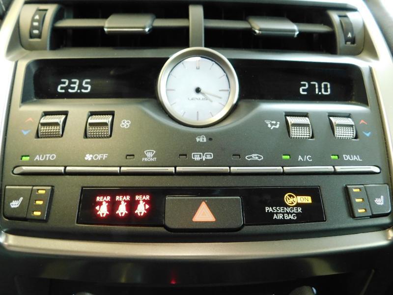 Photo 22 de l'offre de LEXUS NX 300h 4WD Luxe Euro6d-T à 35990€ chez Autovia Véhicules Multimarques