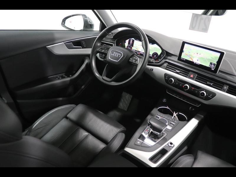 Photo 2 de l'offre de AUDI A4 Avant 2.0 TDI 150ch ultra S tronic 7 à 28690€ chez Autovia Véhicules Multimarques