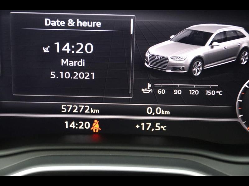 Photo 28 de l'offre de AUDI A4 Avant 2.0 TDI 150ch ultra S tronic 7 à 28690€ chez Autovia Véhicules Multimarques