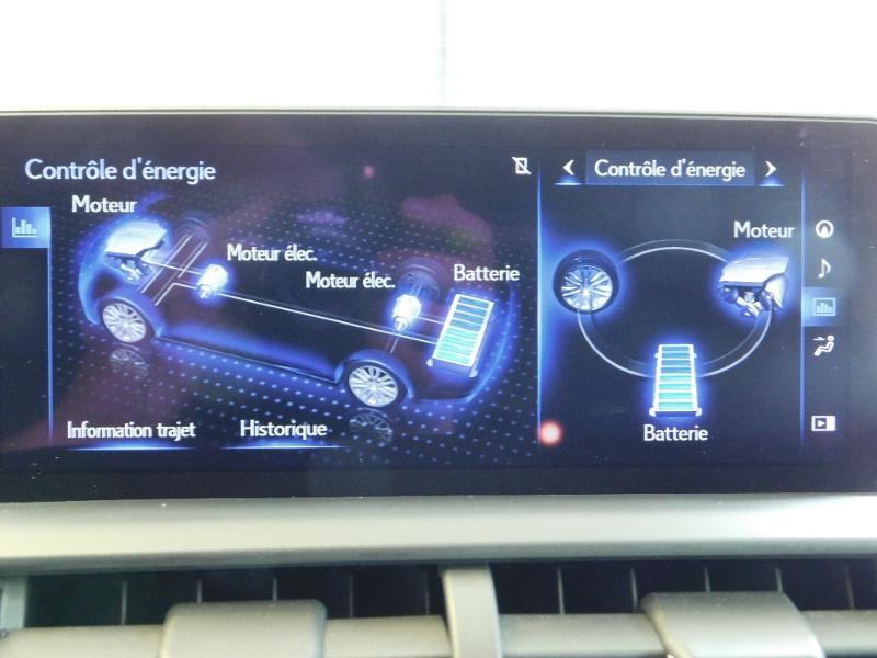 Photo 30 de l'offre de LEXUS NX 300h 4WD Luxe Euro6d-T à 35990€ chez Autovia Véhicules Multimarques