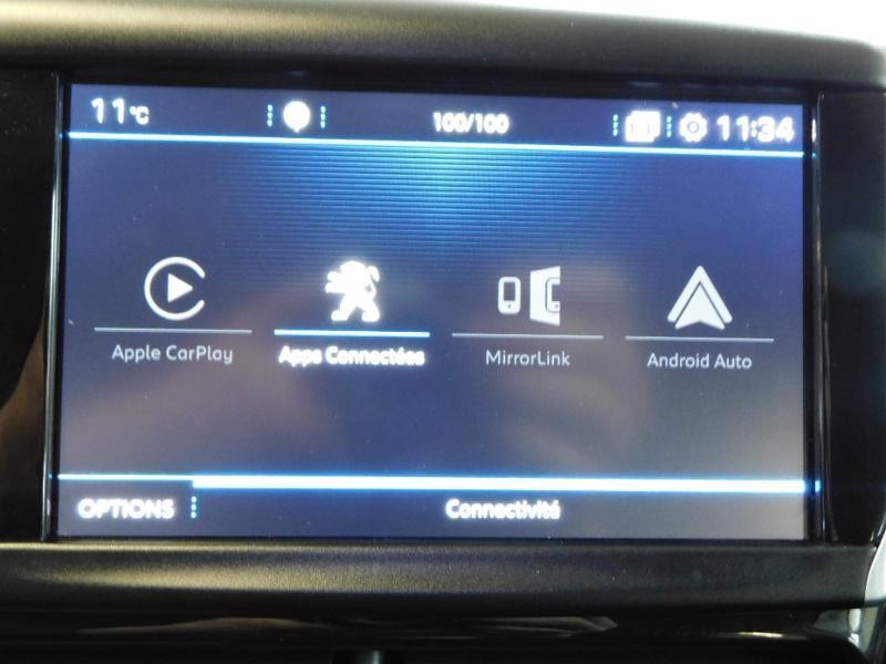Photo 20 de l'offre de PEUGEOT 2008 1.2 PureTech 110ch E6.c Allure S&S EAT6 à 14990€ chez Autovia Véhicules Multimarques