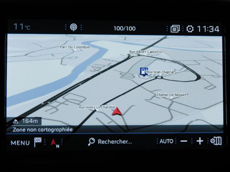 Photo 19 de l'offre de PEUGEOT 2008 1.2 PureTech 110ch E6.c Allure S&S EAT6 à 14990€ chez Autovia Véhicules Multimarques