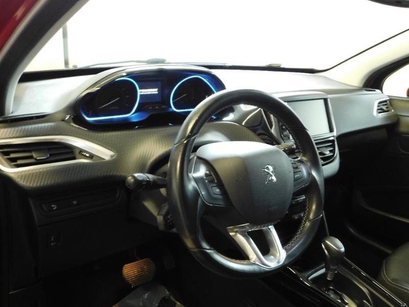 Photo 21 de l'offre de PEUGEOT 2008 1.2 PureTech 110ch E6.c Allure S&S EAT6 à 14990€ chez Autovia Véhicules Multimarques