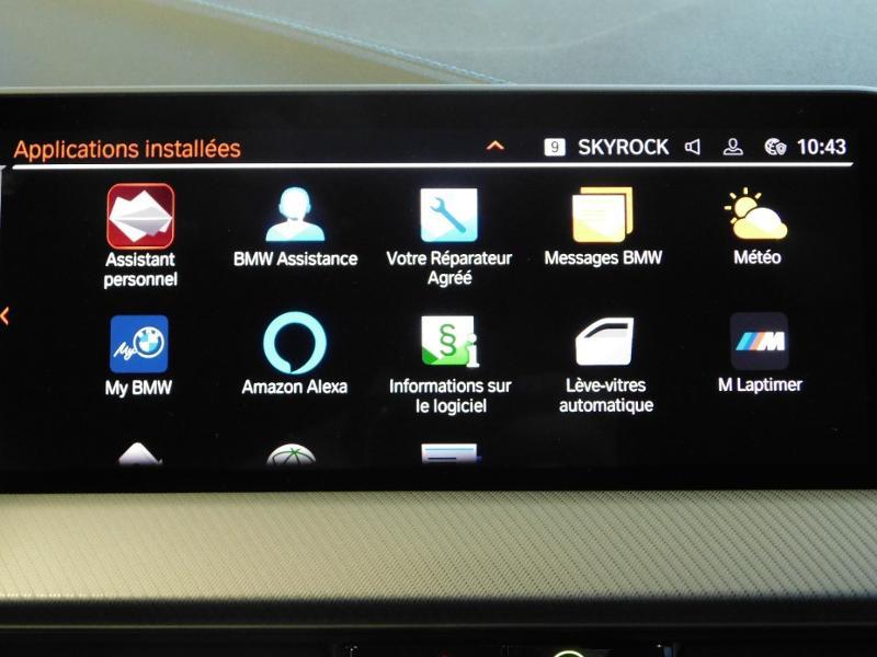 Photo 24 de l'offre de BMW Serie 1 118dA 150ch M Sport 5p Euro6c à 36990€ chez Autovia Véhicules Multimarques