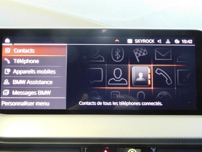 Photo 22 de l'offre de BMW Serie 1 118dA 150ch M Sport 5p Euro6c à 36990€ chez Autovia Véhicules Multimarques