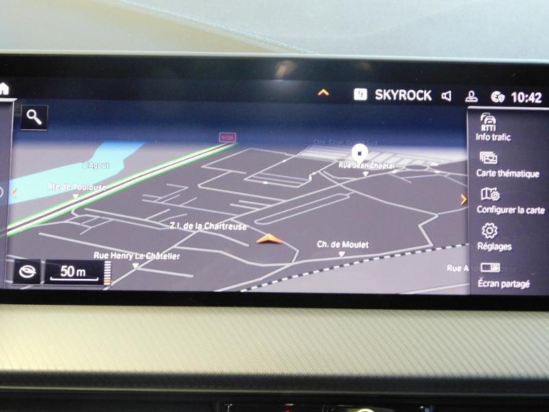 Photo 21 de l'offre de BMW Serie 1 118dA 150ch M Sport 5p Euro6c à 36990€ chez Autovia Véhicules Multimarques
