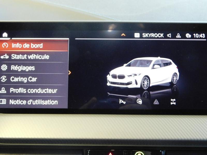 Photo 23 de l'offre de BMW Serie 1 118dA 150ch M Sport 5p Euro6c à 36990€ chez Autovia Véhicules Multimarques
