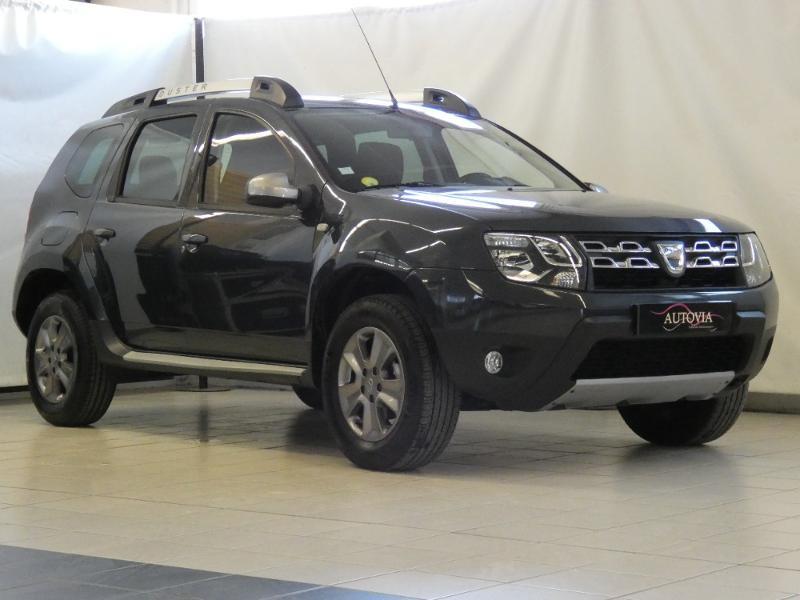 Dacia Duster 1.5 dCi 110ch Prestige 4X2 Diesel GRIS COMETE Occasion à vendre