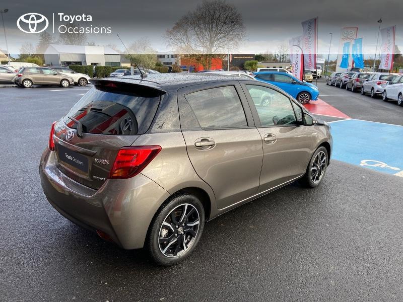 Photo 18 de l'offre de TOYOTA Yaris HSD 100h Collection 5p à 13990€ chez Rizzon Auto - Toyota St Brieuc