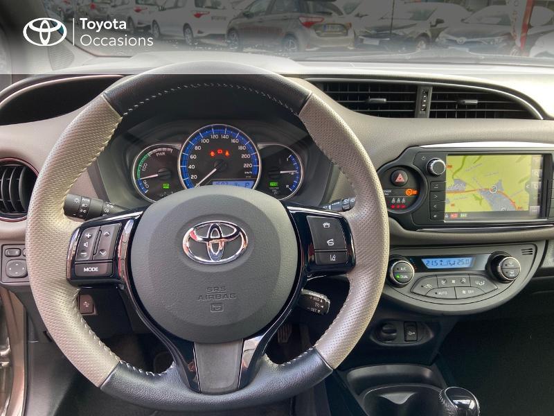 Photo 9 de l'offre de TOYOTA Yaris HSD 100h Collection 5p à 13990€ chez Rizzon Auto - Toyota St Brieuc