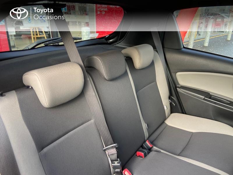 Photo 7 de l'offre de TOYOTA Yaris HSD 100h Collection 5p à 13990€ chez Rizzon Auto - Toyota St Brieuc
