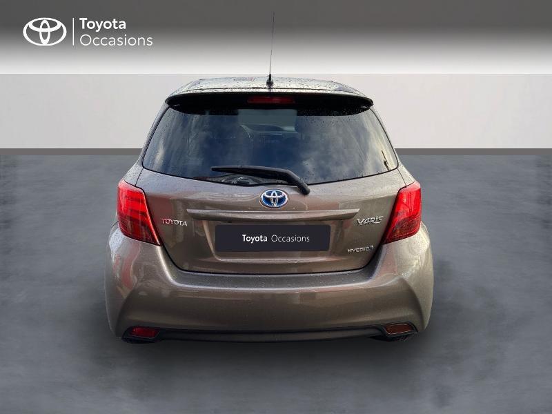 Photo 4 de l'offre de TOYOTA Yaris HSD 100h Collection 5p à 13990€ chez Rizzon Auto - Toyota St Brieuc