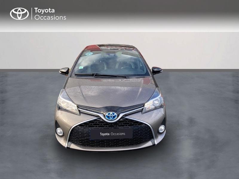 Photo 5 de l'offre de TOYOTA Yaris HSD 100h Collection 5p à 13990€ chez Rizzon Auto - Toyota St Brieuc