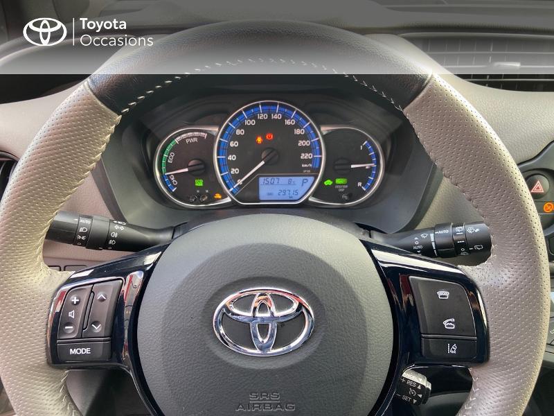 Photo 13 de l'offre de TOYOTA Yaris HSD 100h Collection 5p à 13990€ chez Rizzon Auto - Toyota St Brieuc