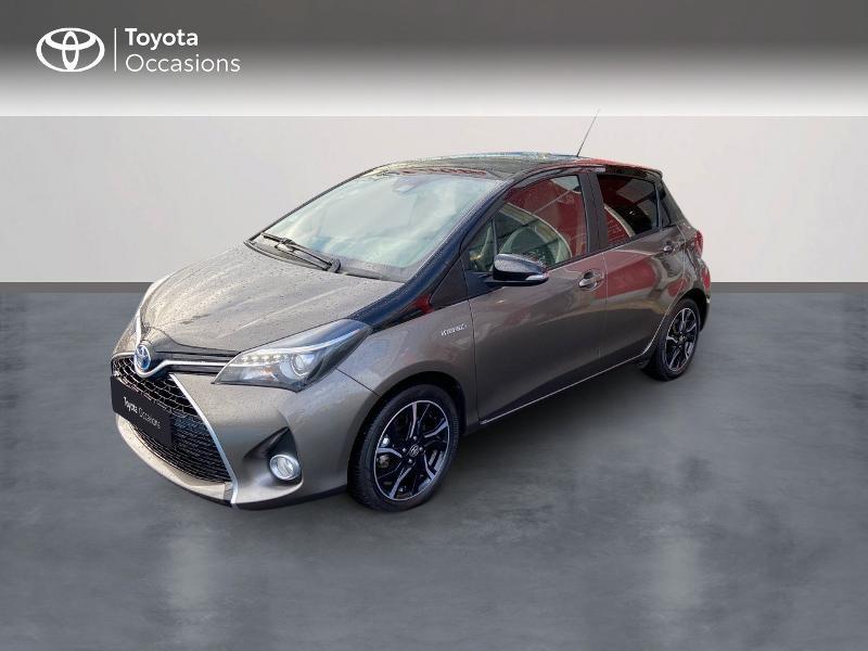 Photo 1 de l'offre de TOYOTA Yaris HSD 100h Collection 5p à 13990€ chez Rizzon Auto - Toyota St Brieuc