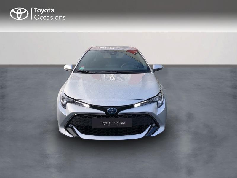 Photo 5 de l'offre de TOYOTA Corolla 122h Dynamic Business à 21990€ chez Rizzon Auto - Toyota St Brieuc