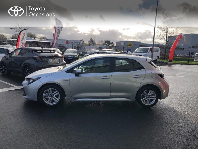 Photo 23 de l'offre de TOYOTA Corolla 122h Dynamic Business à 21990€ chez Rizzon Auto - Toyota St Brieuc
