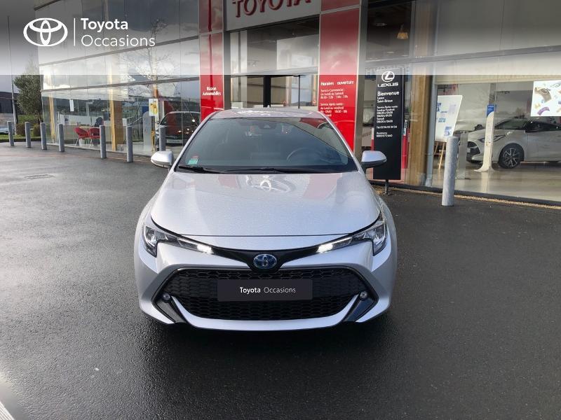 Photo 25 de l'offre de TOYOTA Corolla 122h Dynamic Business à 21990€ chez Rizzon Auto - Toyota St Brieuc