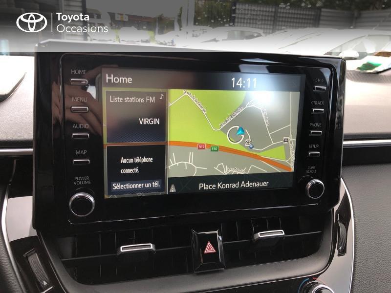 Photo 15 de l'offre de TOYOTA Corolla 122h Dynamic Business à 21990€ chez Rizzon Auto - Toyota St Brieuc