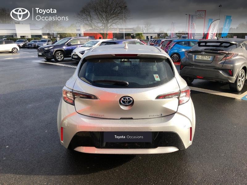 Photo 24 de l'offre de TOYOTA Corolla 122h Dynamic Business à 21990€ chez Rizzon Auto - Toyota St Brieuc