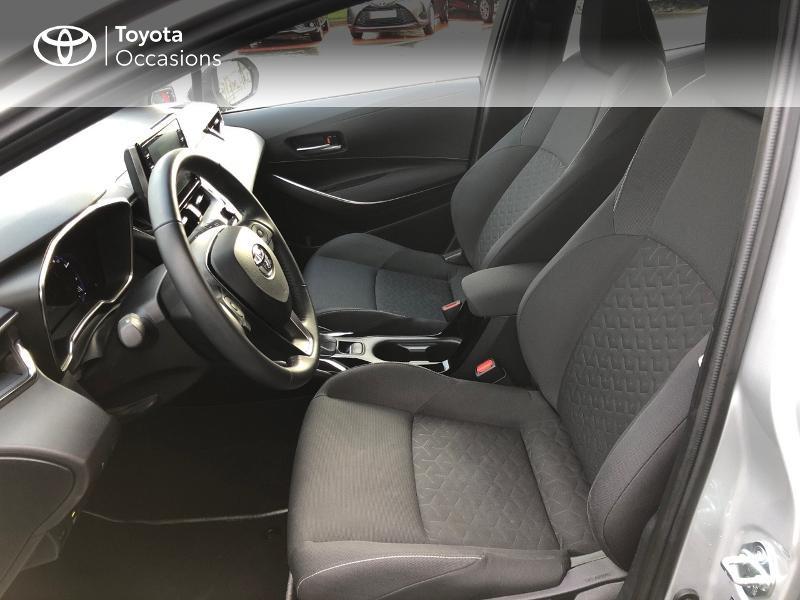 Photo 11 de l'offre de TOYOTA Corolla 122h Dynamic Business à 21990€ chez Rizzon Auto - Toyota St Brieuc