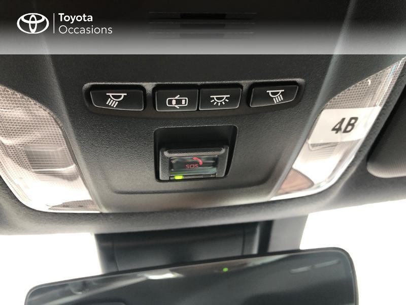 Photo 20 de l'offre de TOYOTA Corolla 122h Dynamic Business à 21990€ chez Rizzon Auto - Toyota St Brieuc