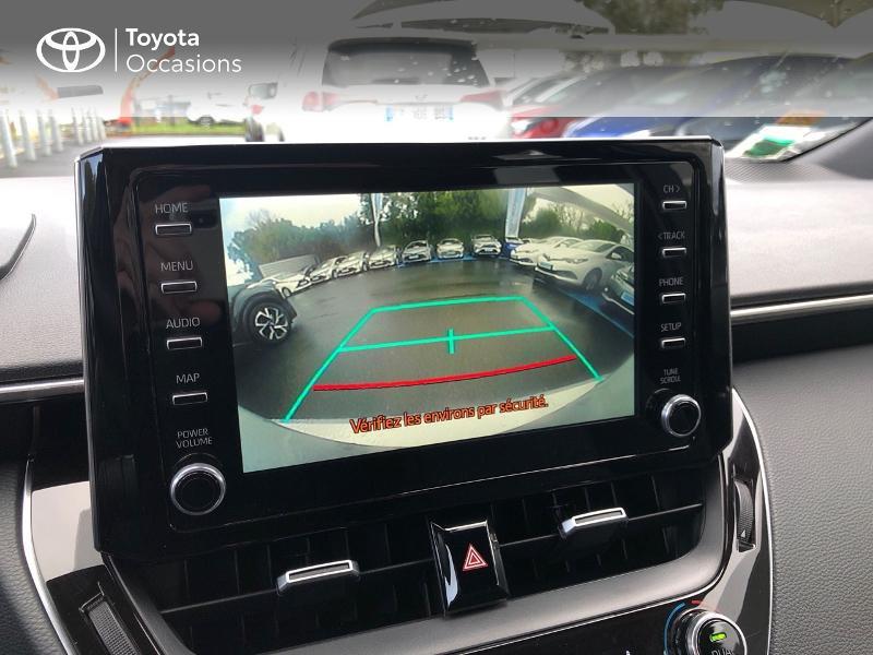 Photo 18 de l'offre de TOYOTA Corolla 122h Dynamic Business à 21990€ chez Rizzon Auto - Toyota St Brieuc