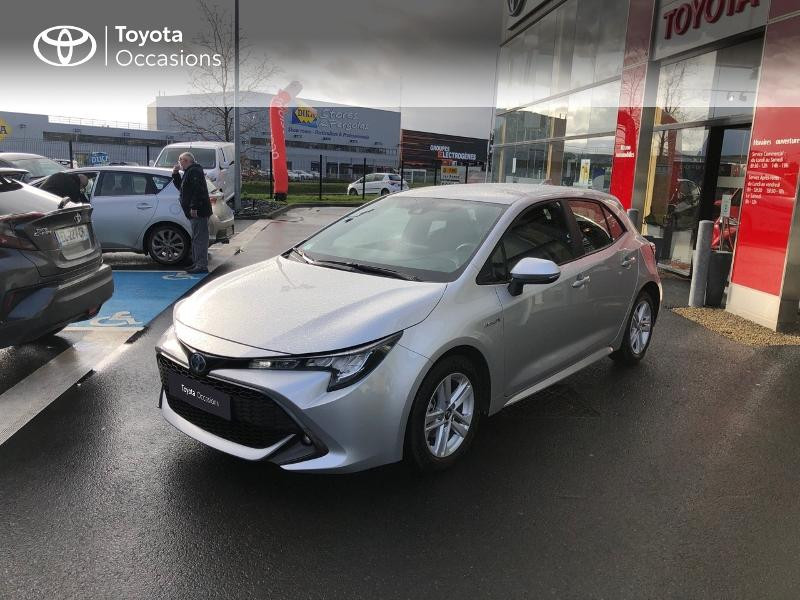 Photo 21 de l'offre de TOYOTA Corolla 122h Dynamic Business à 21990€ chez Rizzon Auto - Toyota St Brieuc