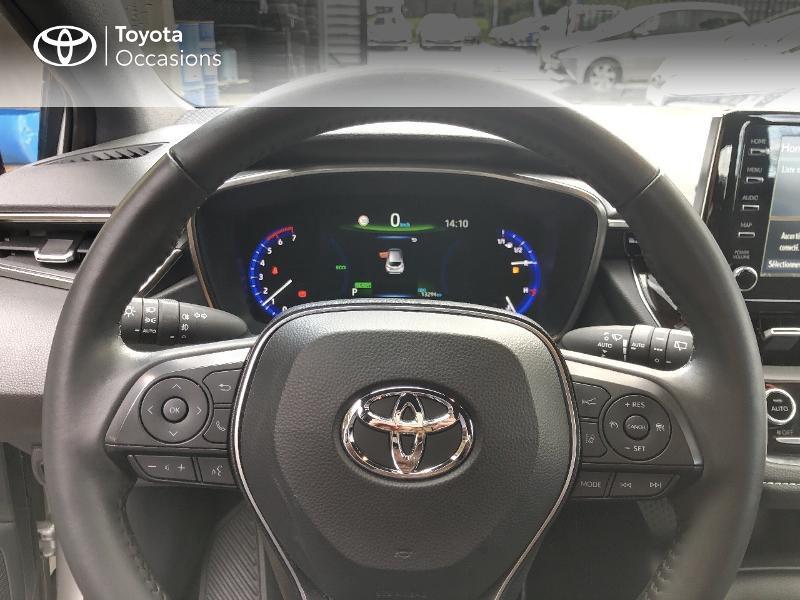 Photo 13 de l'offre de TOYOTA Corolla 122h Dynamic Business à 21990€ chez Rizzon Auto - Toyota St Brieuc