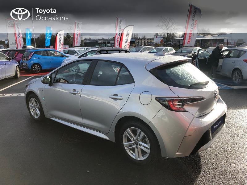 Photo 22 de l'offre de TOYOTA Corolla 122h Dynamic Business à 21990€ chez Rizzon Auto - Toyota St Brieuc