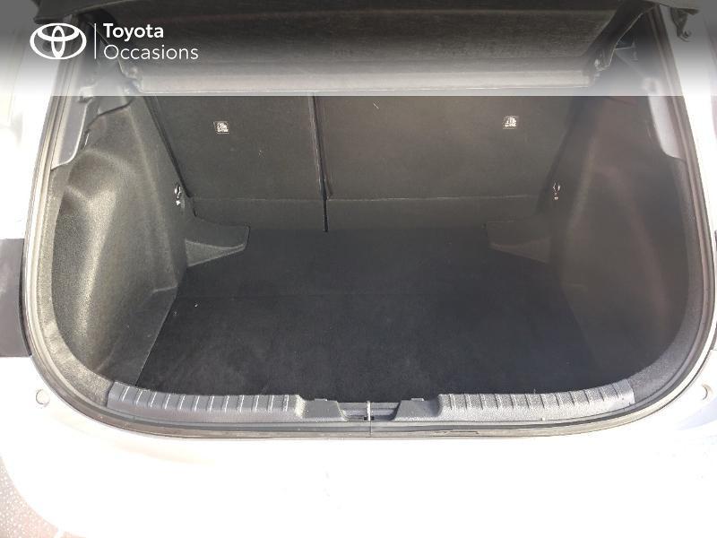 Photo 10 de l'offre de TOYOTA Corolla 122h Dynamic Business à 21990€ chez Rizzon Auto - Toyota St Brieuc
