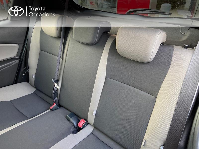 Photo 11 de l'offre de TOYOTA Yaris HSD 100h Collection 5p à 13990€ chez Rizzon Auto - Toyota St Brieuc