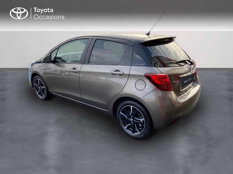 Photo 2 de l'offre de TOYOTA Yaris HSD 100h Collection 5p à 13990€ chez Rizzon Auto - Toyota St Brieuc