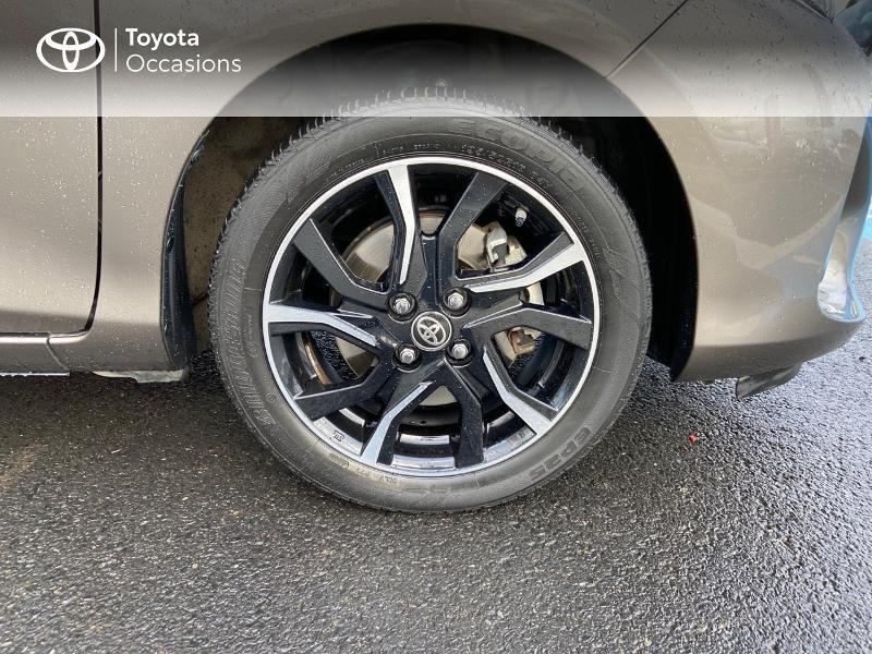 Photo 16 de l'offre de TOYOTA Yaris HSD 100h Collection 5p à 13990€ chez Rizzon Auto - Toyota St Brieuc