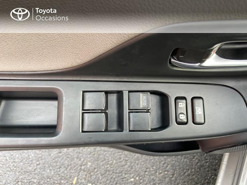 Photo 21 de l'offre de TOYOTA Yaris HSD 100h Collection 5p à 13990€ chez Rizzon Auto - Toyota St Brieuc