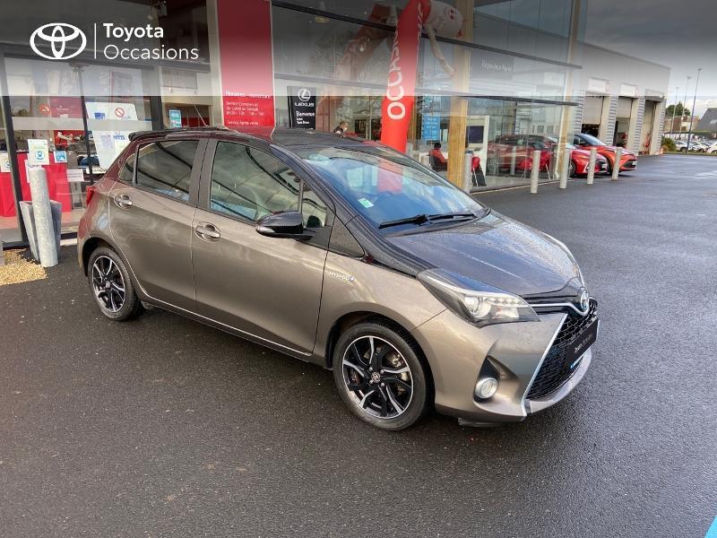 Photo 19 de l'offre de TOYOTA Yaris HSD 100h Collection 5p à 13990€ chez Rizzon Auto - Toyota St Brieuc