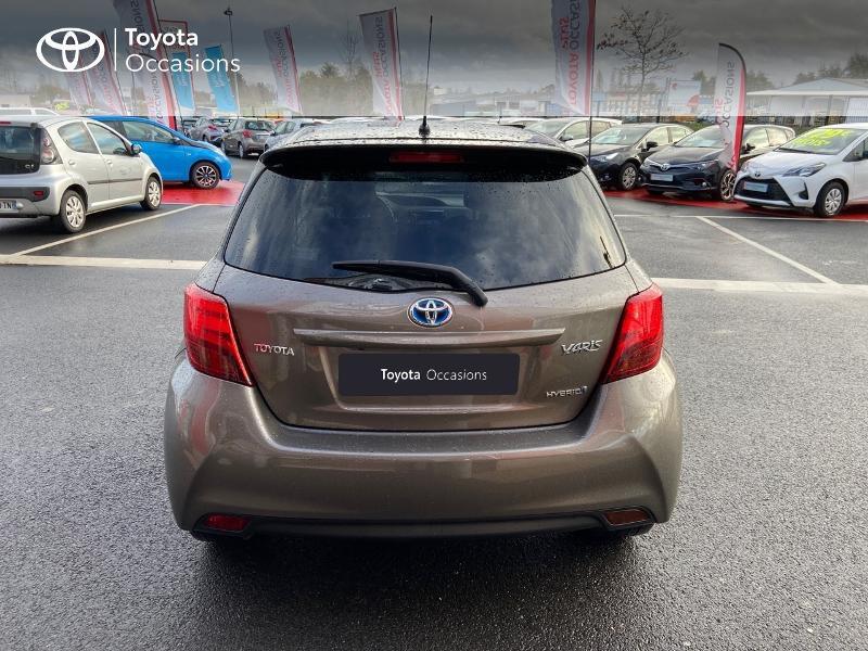 Photo 27 de l'offre de TOYOTA Yaris HSD 100h Collection 5p à 13990€ chez Rizzon Auto - Toyota St Brieuc