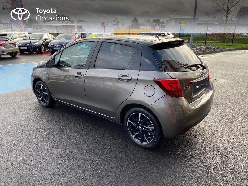 Photo 25 de l'offre de TOYOTA Yaris HSD 100h Collection 5p à 13990€ chez Rizzon Auto - Toyota St Brieuc