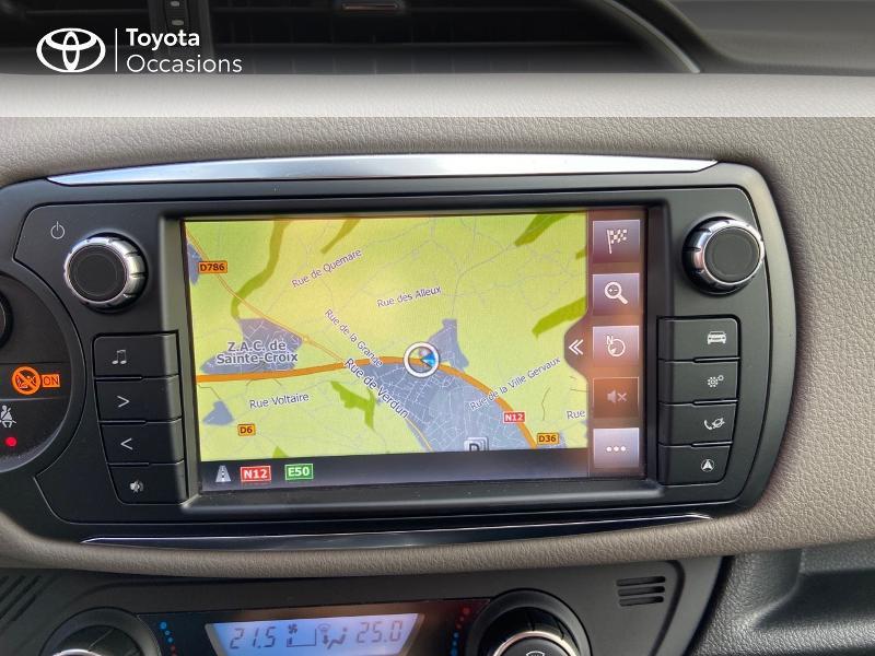 Photo 15 de l'offre de TOYOTA Yaris HSD 100h Collection 5p à 13990€ chez Rizzon Auto - Toyota St Brieuc