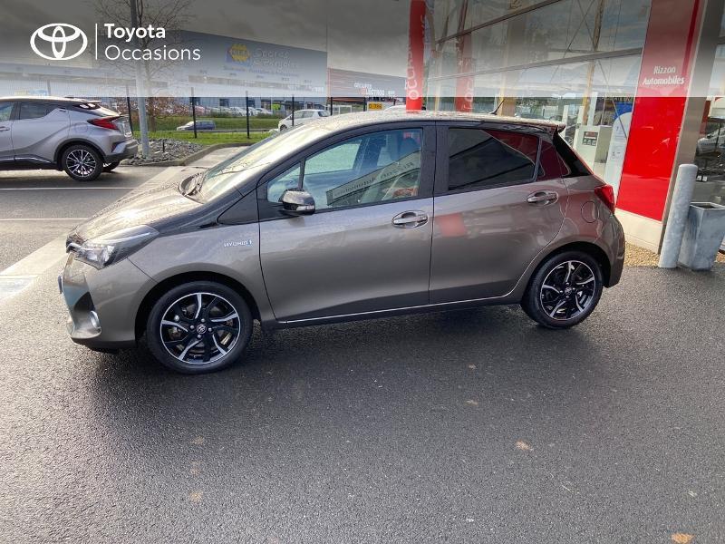 Photo 26 de l'offre de TOYOTA Yaris HSD 100h Collection 5p à 13990€ chez Rizzon Auto - Toyota St Brieuc