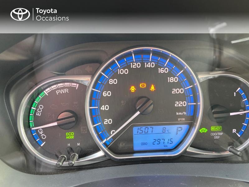 Photo 14 de l'offre de TOYOTA Yaris HSD 100h Collection 5p à 13990€ chez Rizzon Auto - Toyota St Brieuc