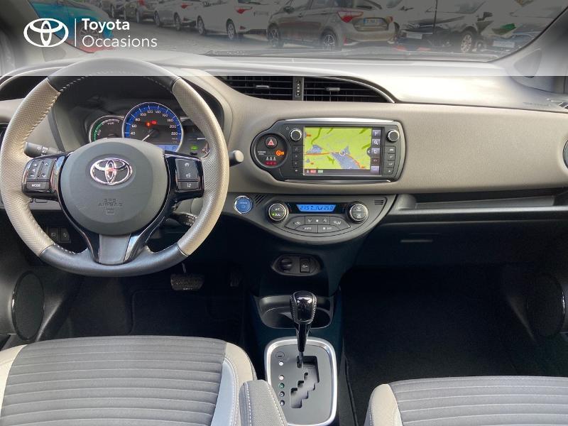 Photo 8 de l'offre de TOYOTA Yaris HSD 100h Collection 5p à 13990€ chez Rizzon Auto - Toyota St Brieuc
