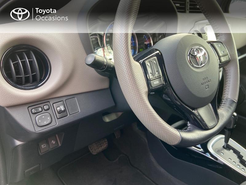 Photo 20 de l'offre de TOYOTA Yaris HSD 100h Collection 5p à 13990€ chez Rizzon Auto - Toyota St Brieuc